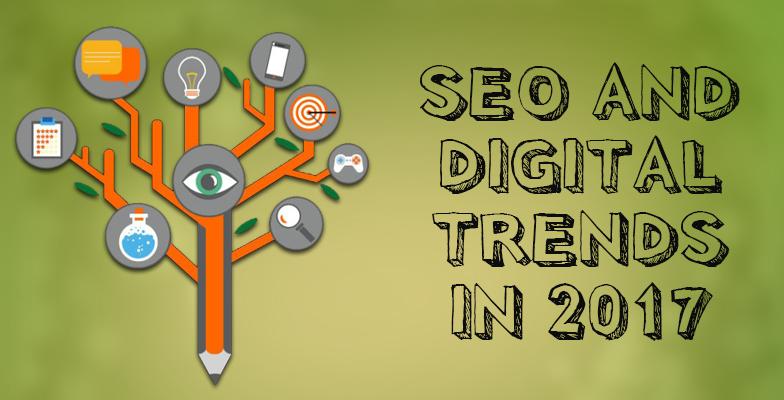 SEO Digital Trends 2017